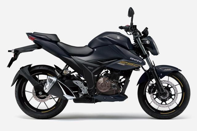 画像: 1台で何でもできる! 万能250ccバイク『ジクサー250』がカラーチェンジ