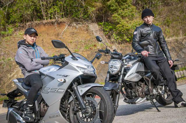 画像: 初心者なんて1日で卒業できる。人はバイクでこんなにも変わるんです! - スズキのバイク!