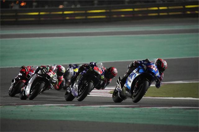 画像: スズキはコーナーが速い! パワーで負けてもコーナーで鮮やかに切って返す『GSX-RR』に惚れた!  - スズキのバイク!