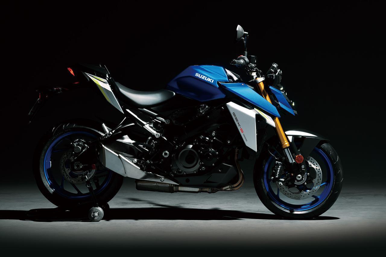 画像3: スズキ新型『GSX-S1000』が公開されました!