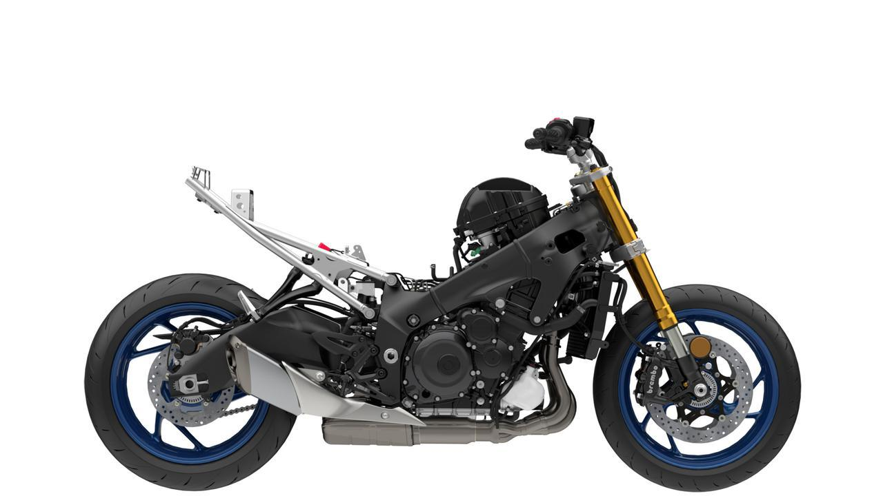 画像2: 新型『GSX-S1000』は152馬力をもっと身近にしてくれる?