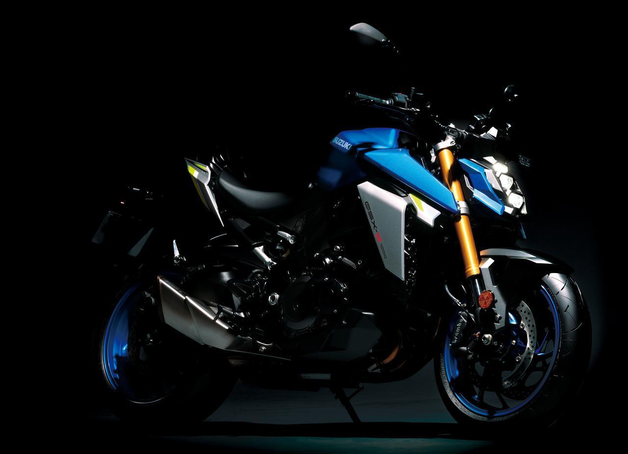 画像1: 新型『GSX-S1000』は152馬力をもっと身近にしてくれる?