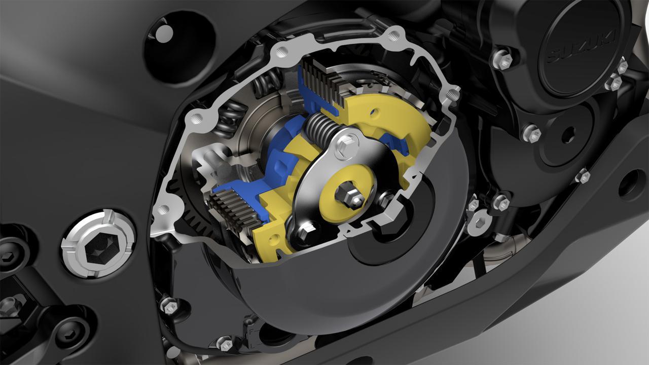 画像3: 新型『GSX-S1000』は双方向クイックシフターを装備