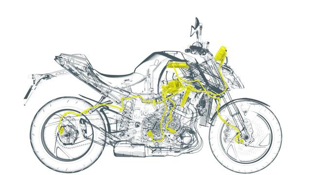 画像2: 新型『GSX-S1000』は双方向クイックシフターを装備