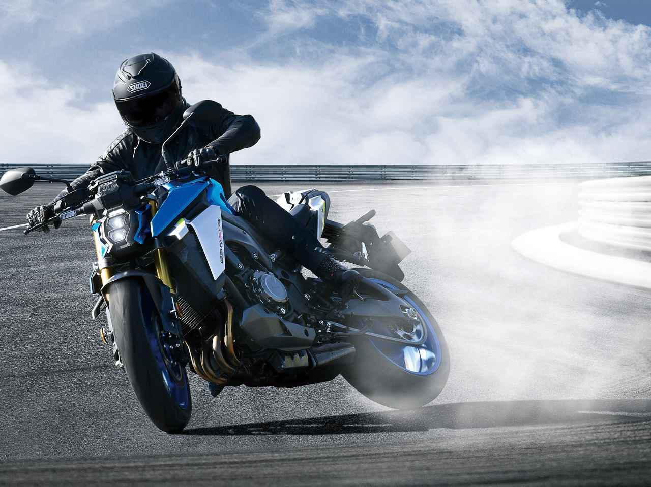 画像: スズキの伏兵。新型『GSX-S1000』はトータルバランスで勝負か?