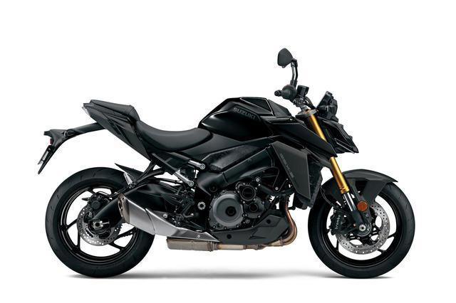 画像4: カラーによって全然違うバイクに見える新型『GSX-S1000』