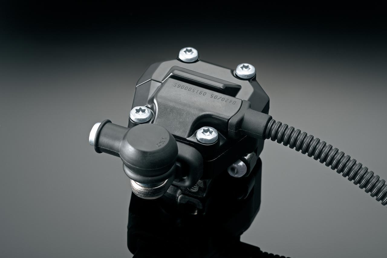 画像1: 新型『GSX-S1000』は双方向クイックシフターを装備
