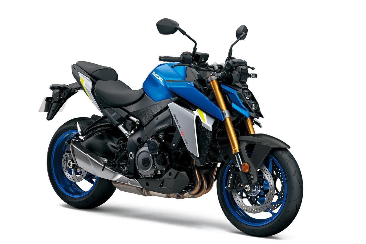Images : 1番目の画像 - 「【写真55枚】スズキ新型『GSX-S1000』全部見せます! とにかく写真をたくさん見たい人はこちら!【SUZUKI GSX-S1000(2021)/写真アルバム編】」のアルバム - スズキのバイク!- 新車情報や最新ニュースをお届けします