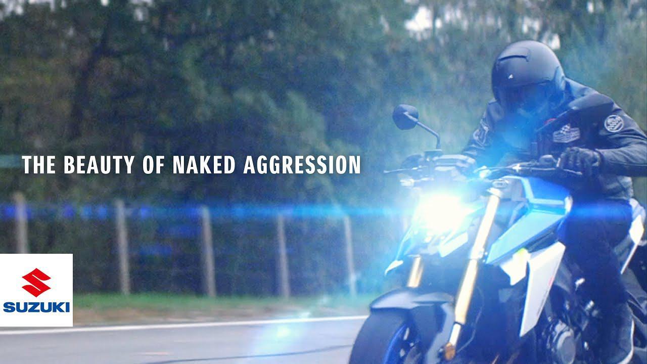 画像: GSX-S1000 | official promotional video - ver. 2 | Clip 5 of 5 | Suzuki www.youtube.com