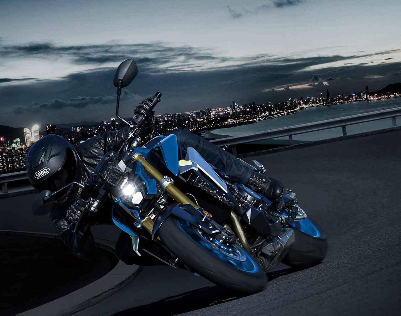 画像: スズキの伏兵。新型『GSX-S1000』はエンジンに注目! 最高出力152馬力へのパワーアップより注目したいのは? - スズキのバイク!