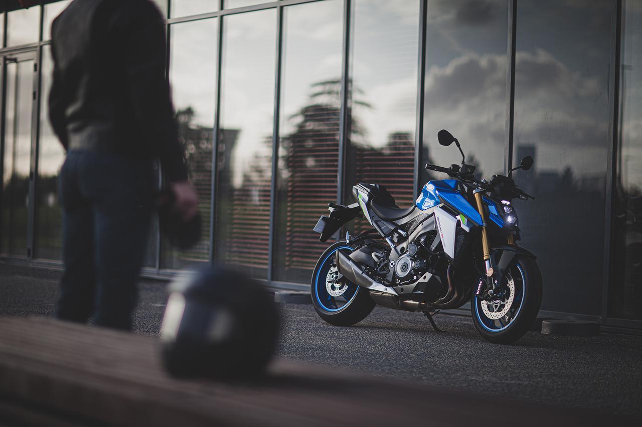 Images : 11番目の画像 - 「【写真55枚】スズキ新型『GSX-S1000』全部見せます! とにかく写真をたくさん見たい人はこちら!【SUZUKI GSX-S1000(2021)/写真アルバム編】」のアルバム - スズキのバイク!- 新車情報や最新ニュースをお届けします
