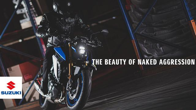 画像: GSX-S1000 | official promotional video - ver. 2 | Clip 4 of 5 | Suzuki www.youtube.com