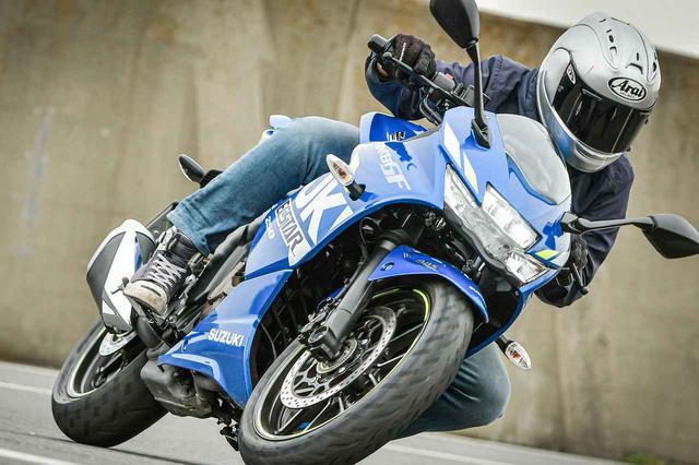 画像1: ジクサーSF250に「もっと早く出会っていたら」……コーナリングが楽しくなるほどスポーツライディングの教材に相応しい! - スズキのバイク!