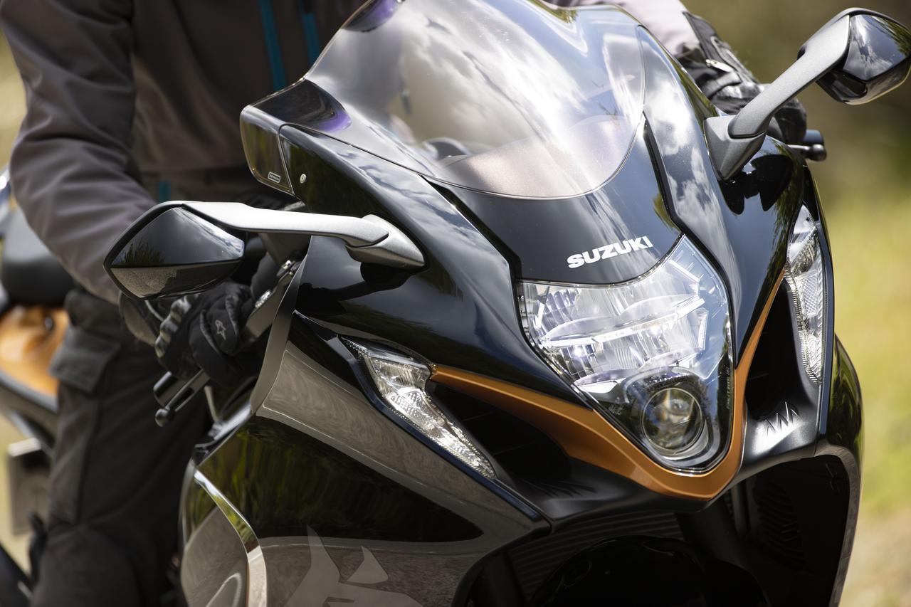 画像: 190馬力の新型『隼』はパワーダウンしたのか?