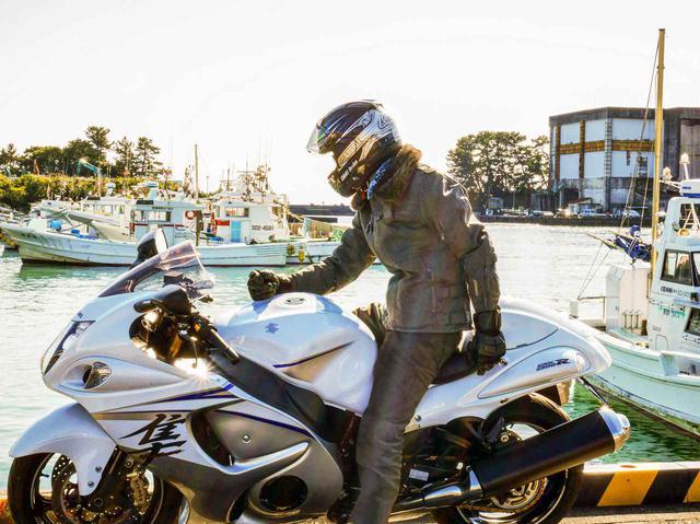 画像1: みんなは新型『隼』どう思った? 2代目オーナーの私が190馬力のハヤブサを欲しい!と思った、たったひとつの理由 - スズキのバイク!