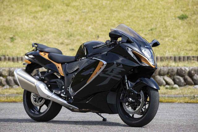 画像1: スズキの大型バイク新型『隼(2021)』を解説します!