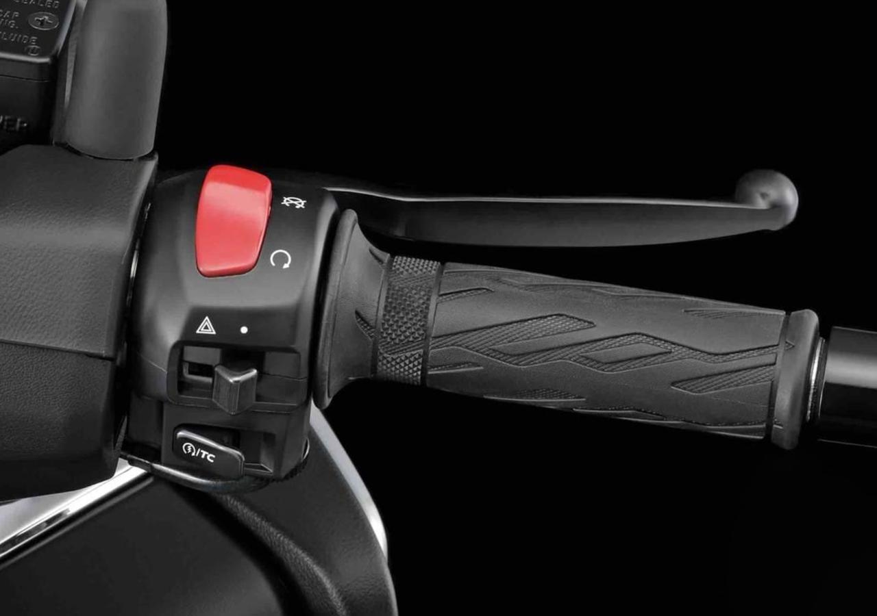 画像4: 新型バーグマン400はツインプラグ&トラクションコントロールを新採用!?
