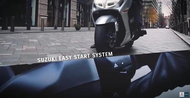 画像3: 新型バーグマン400はツインプラグ&トラクションコントロールを新採用!?