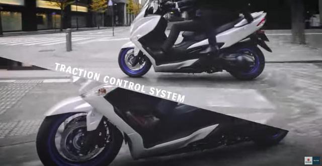 画像5: 新型バーグマン400はツインプラグ&トラクションコントロールを新採用!?