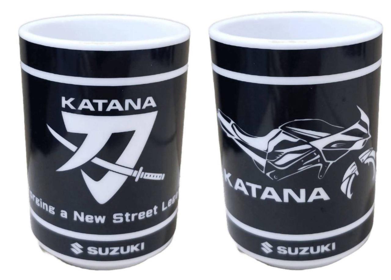画像2: 「カタナ湯呑」に限定150個のレッドバージョンが新登場!