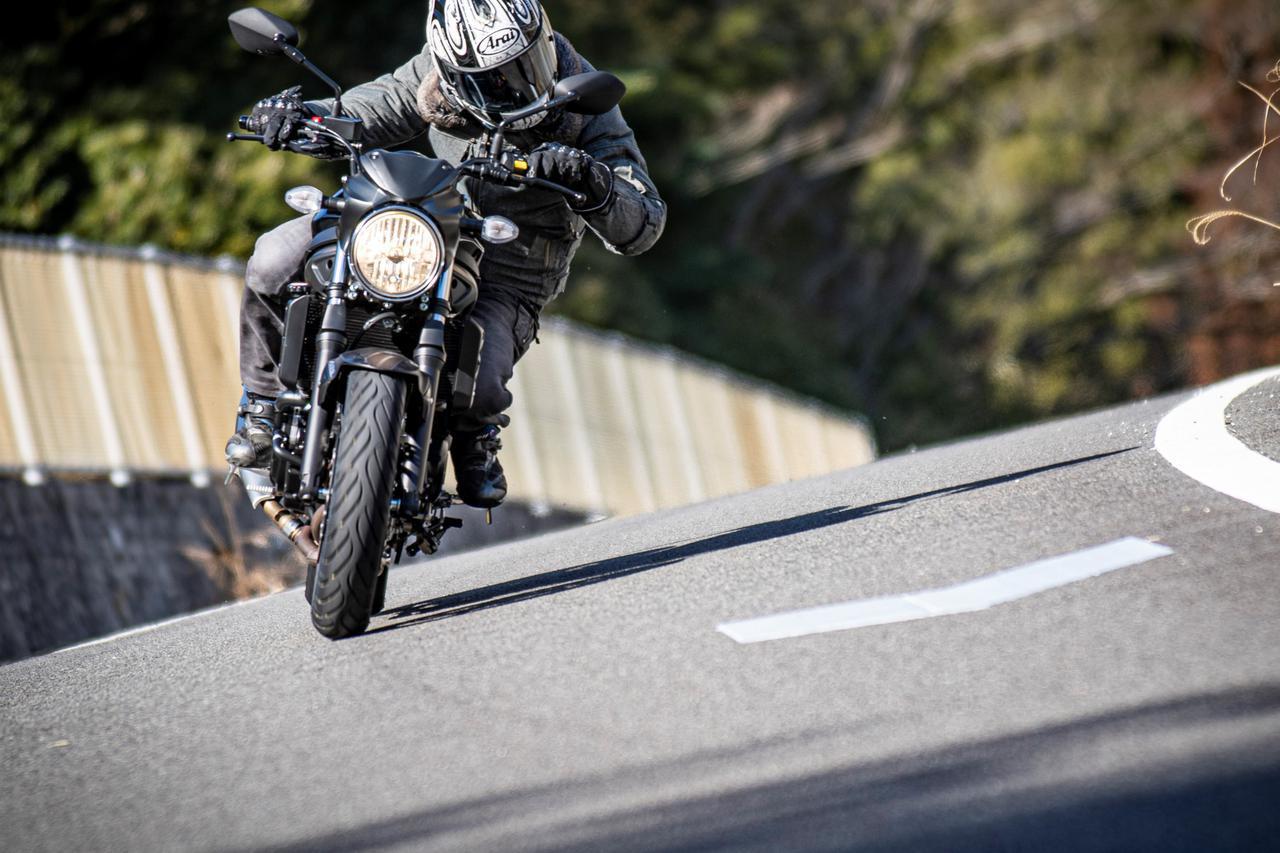 画像: 650ccって「ちょうどいい」からおすすめなの? いいえ!『SV650』は、そういうバイクじゃありません! - スズキのバイク!
