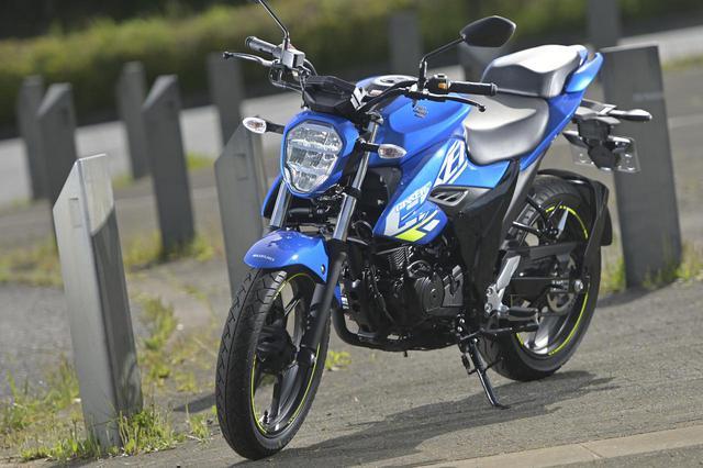 画像1: 125ccと250ccバイクの中間? ジクサー(150)にはそれ以上の価値がある