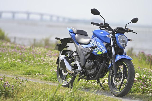 画像2: 125ccと250ccバイクの中間? ジクサー(150)にはそれ以上の価値がある