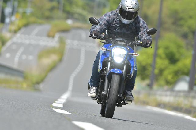 画像2: まさか150ccのバイクでロングツーリングが快適にこなせるなんて…
