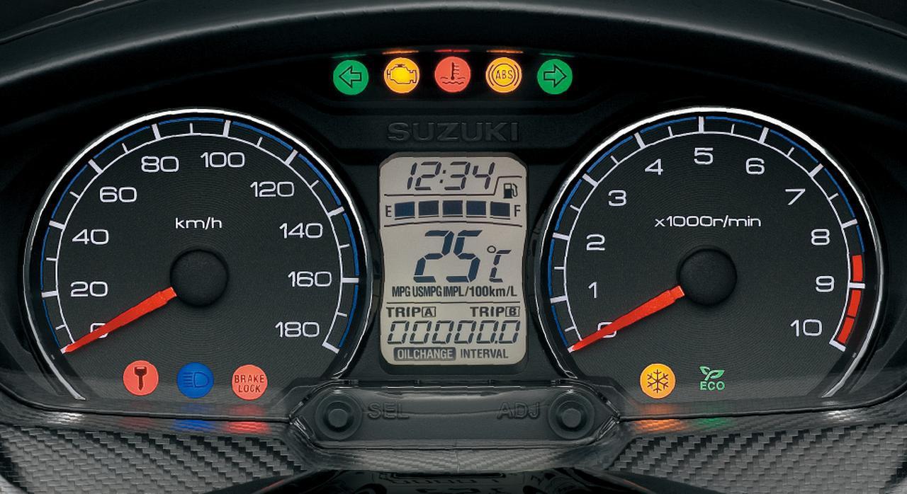 画像: バーグマン400(2020年モデル)※日本仕様