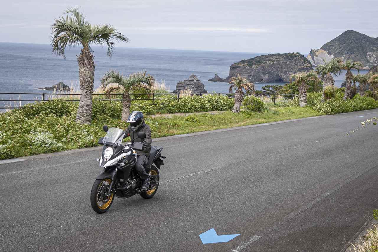 画像3: Vストローム650XTは奇跡のバランス感を持つ大型バイク