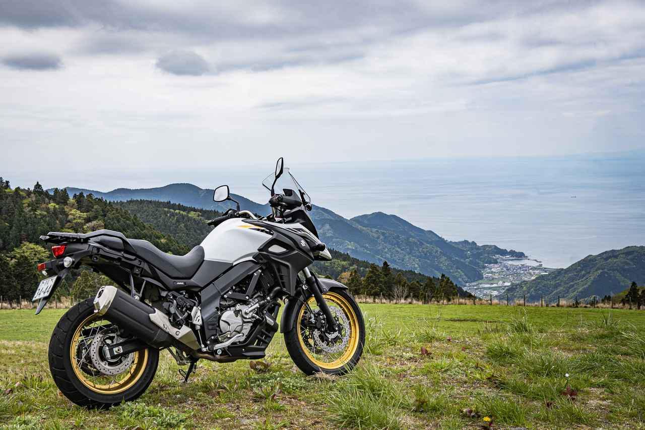 画像2: Vストローム650XTは奇跡のバランス感を持つ大型バイク