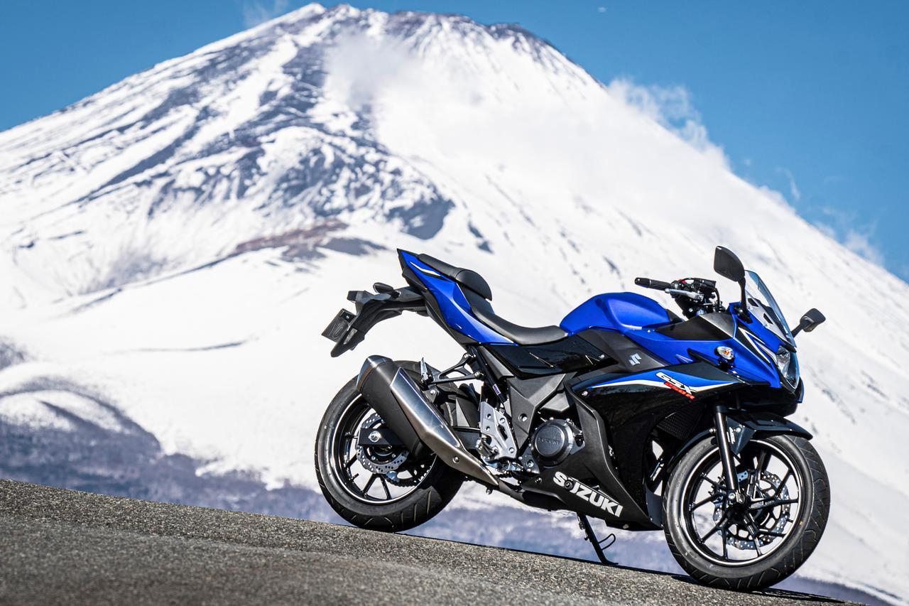 画像: GSX250Rには『ネイキッドバイク』みたいな気軽さがある