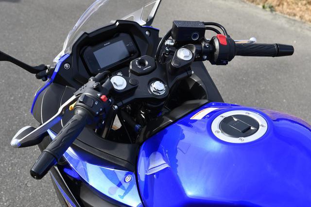 画像2: GSX250Rは『動き出し』が軽い