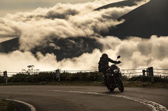 画像: 高性能だけど新型『カタナ』の本質はそこじゃない? 燃費や航続距離も測ってみたけれど…… - スズキのバイク!
