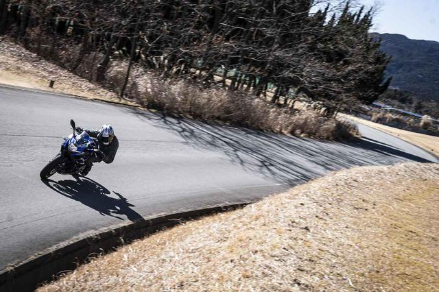 画像2: GSX250Rならではの走りを味わう