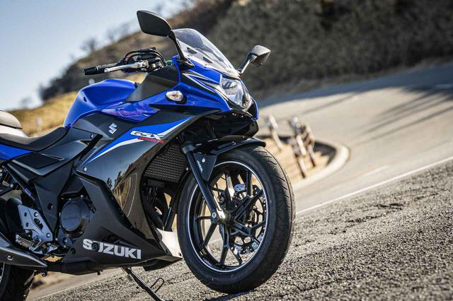 画像1: GSX250Rは『250ccのバイク』に必要な存在