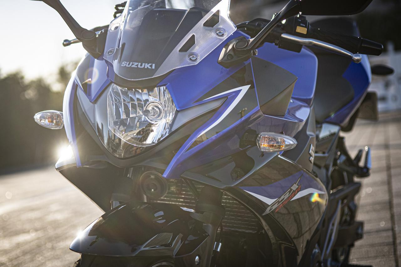 画像4: GSX250Rは長く付き合える250ccスポーツバイク