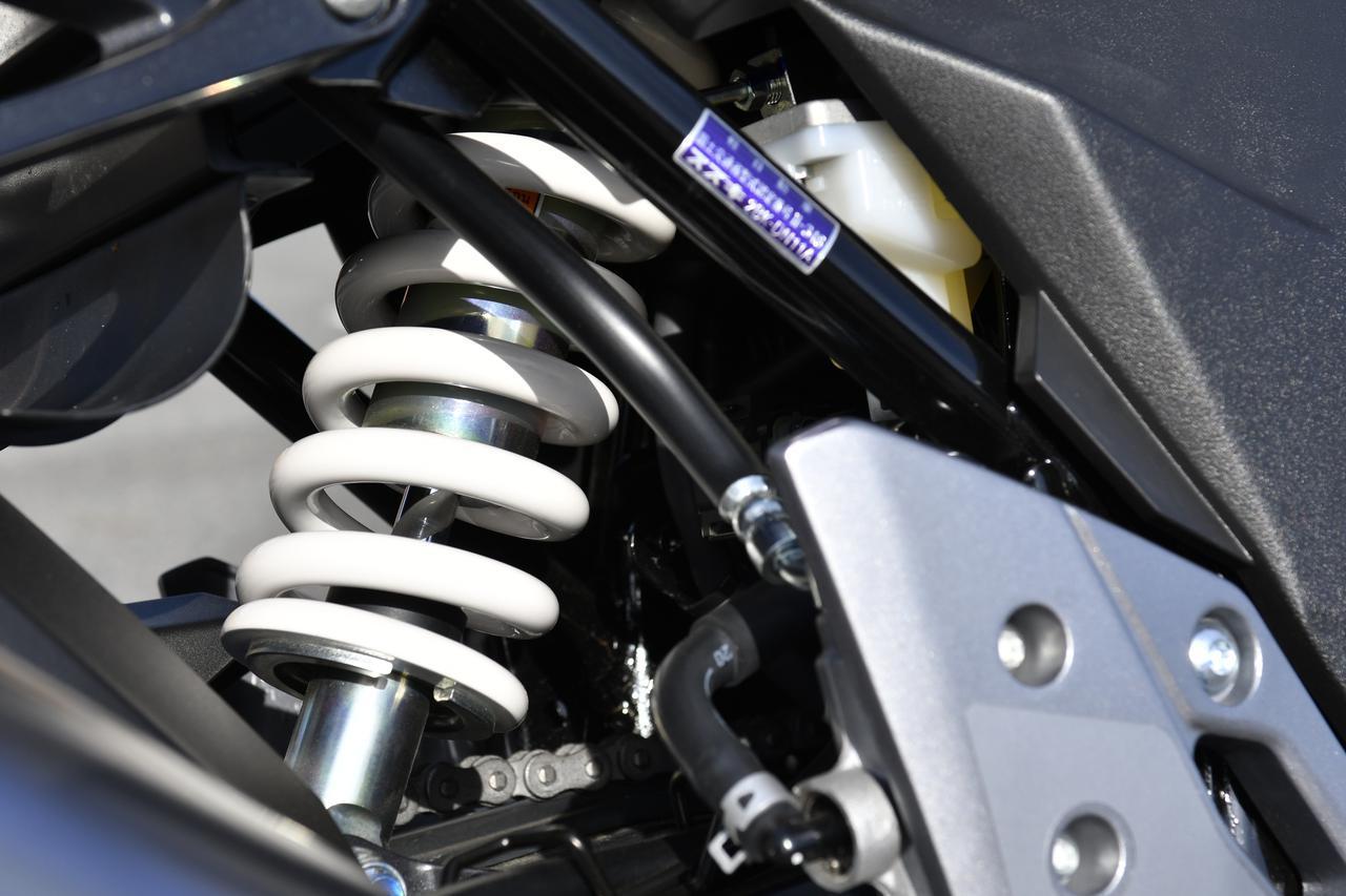 画像7: スズキ『GSX250R/ABS』の装備/ディテールを解説!