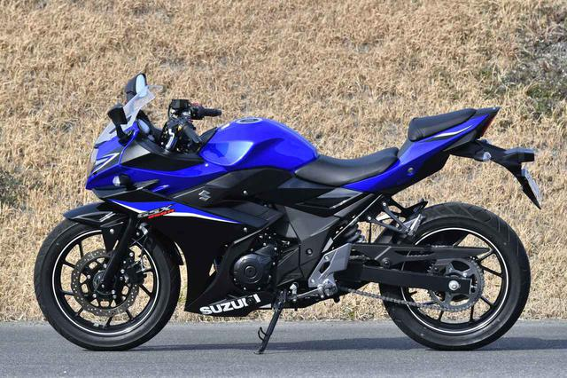 画像2: スズキの250ccバイク『GSX250R』を紹介します!