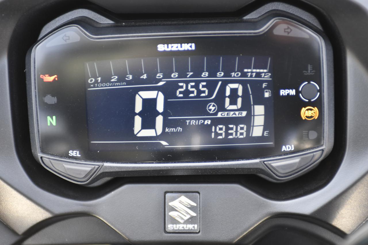 画像6: スズキ『GSX250R/ABS』の装備/ディテールを解説!
