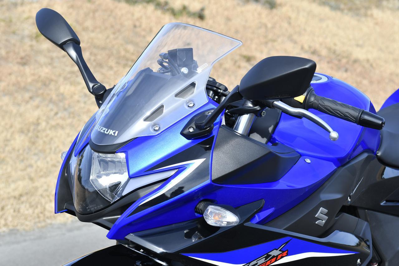 画像1: スズキ『GSX250R/ABS』の装備/ディテールを解説!