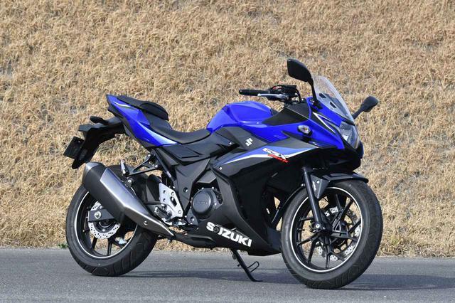画像1: スズキの250ccバイク『GSX250R』を紹介します!