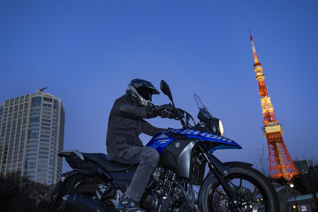 画像: 250ccの限界を感じない。スズキ『Vストローム250』が売れてる理由って? - スズキのバイク!