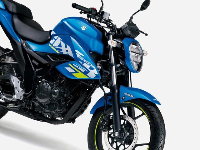 画像: 新車35万2000円の最強コスパ系150ccバイク!燃費王『ジクサー(150)』の2021年モデルが攻めのカラーに!? - スズキのバイク!