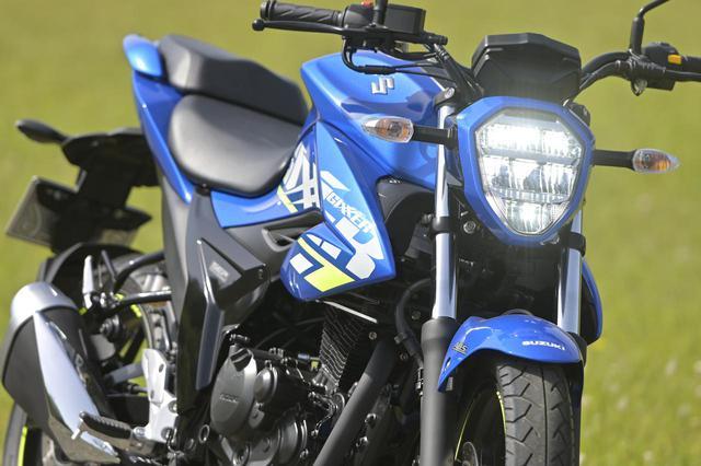 画像1: 原付二種よりも最終的におトク?125㏄バイクの購入を検討しているライダーに見てほしい『ジクサー(150)』の3つの魅力 - スズキのバイク!