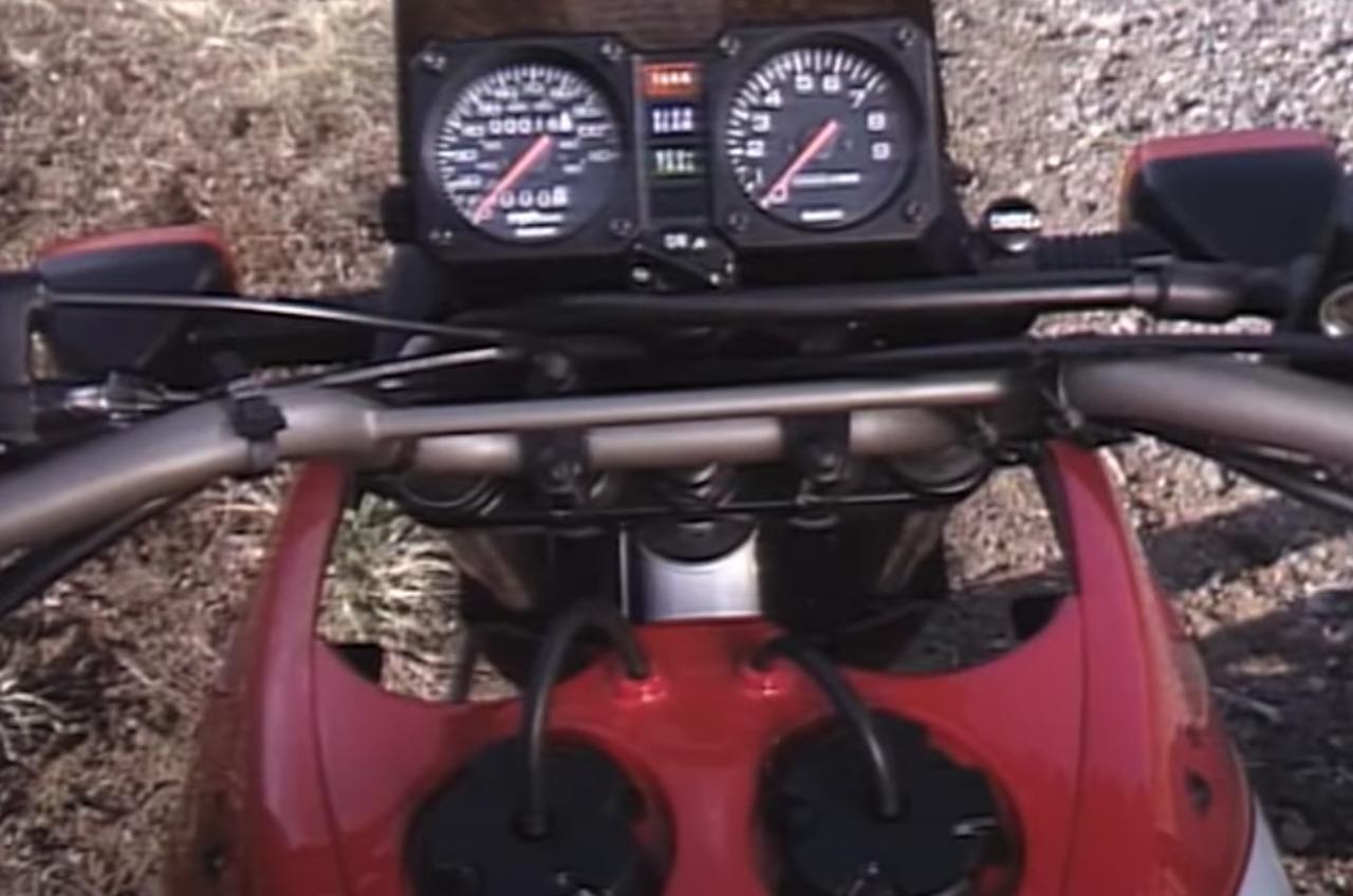画像3: 「DR-BIG」の愛称で親しまれた油冷単気筒のビッグオフローダー
