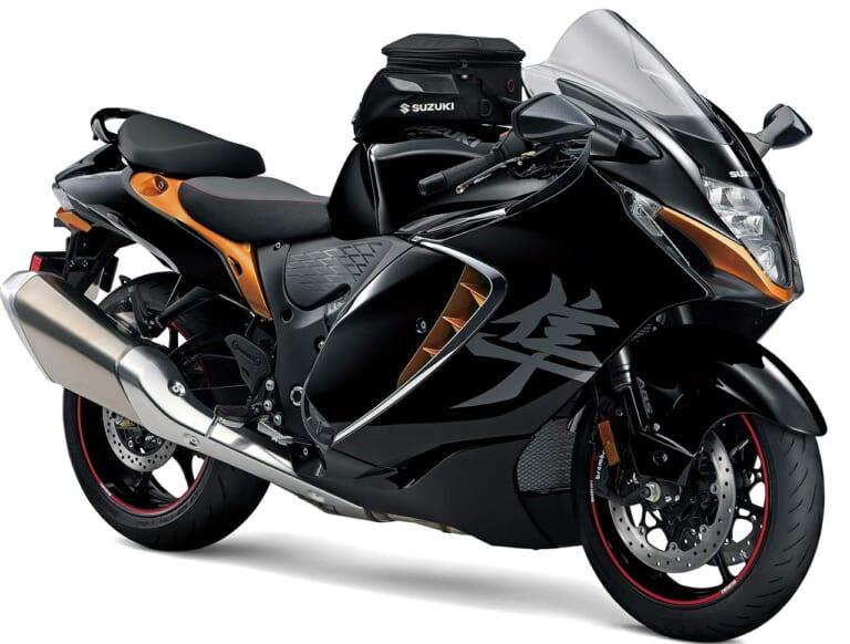 画像: 究極のバイク『隼』を自分好みにカスタム!