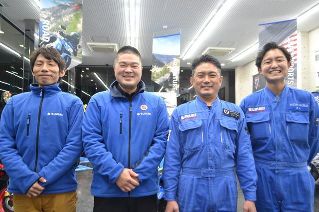 画像: SBS 隼 兵庫東