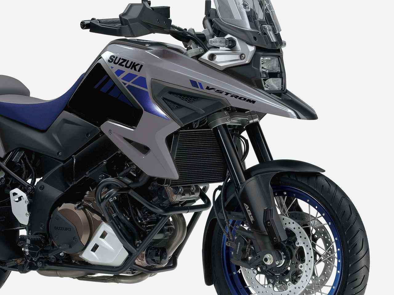画像: スズキの大型アドベンチャーバイク『Vストローム1050/XT』が2021年カラーでちょっとイメージ変えてきた?  - スズキのバイク!