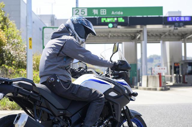 画像: バイクの高速道路料金に新たなETC割引が導入されます!